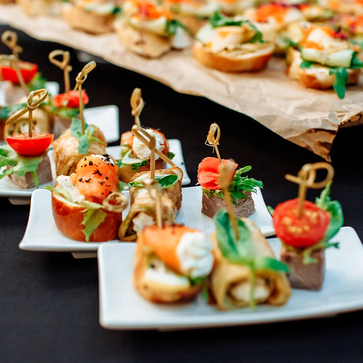 Catering Hotel Don Cándido