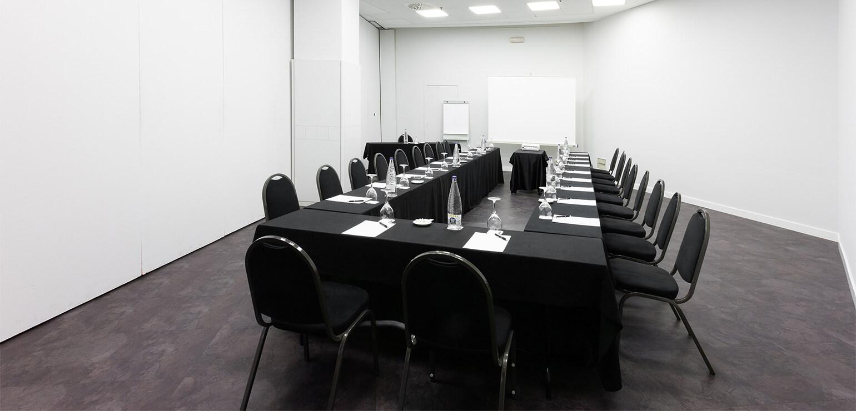 Sala Sant Llorenç para eventos en Hotel Don Cándido