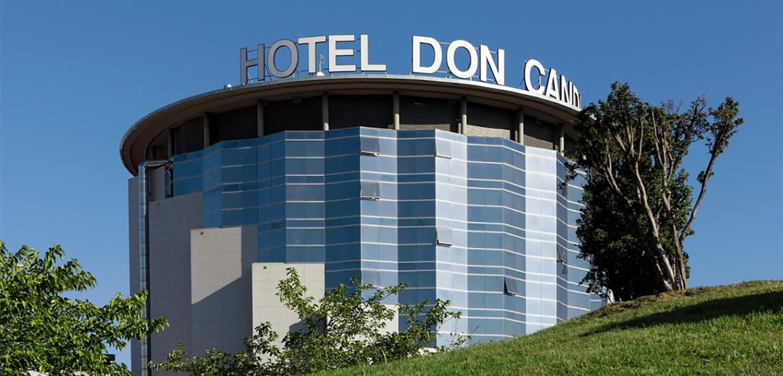 Hotel Con Cándido