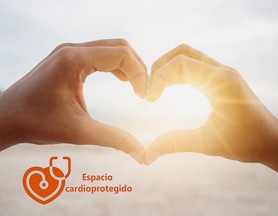 Espacio cardioprotegido Hotel Don Cándido