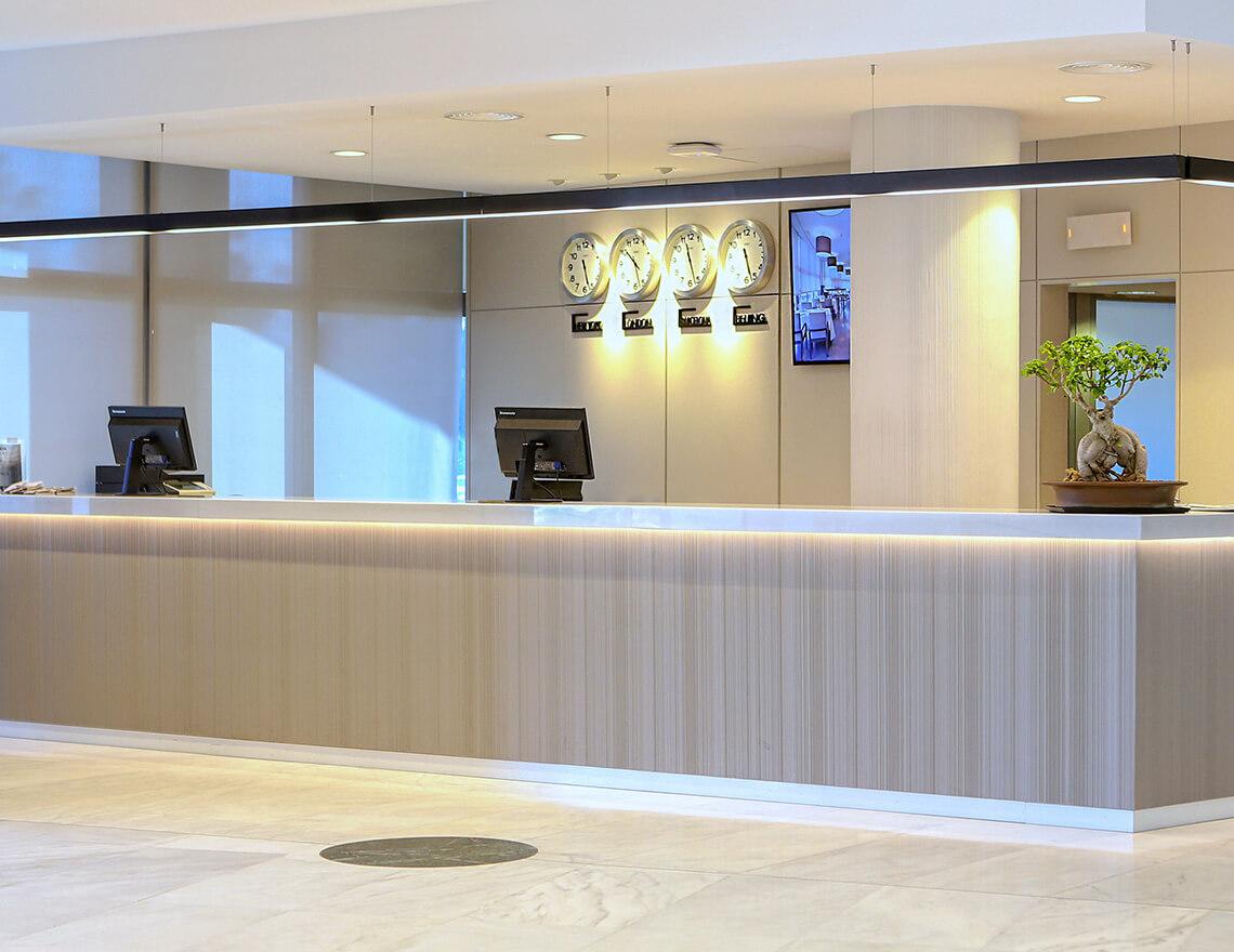 Ventajas reserva directa Hotel Don Cándido